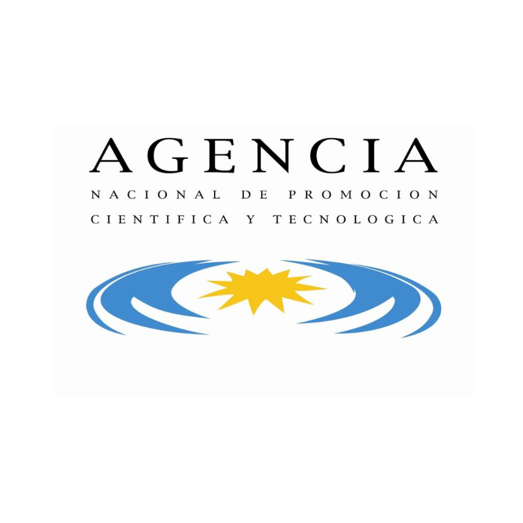 Logo de la agencia nacional de promoción científica y tecnológica