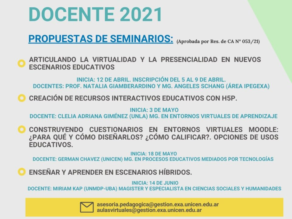 Banner de la propuesta de formación docente