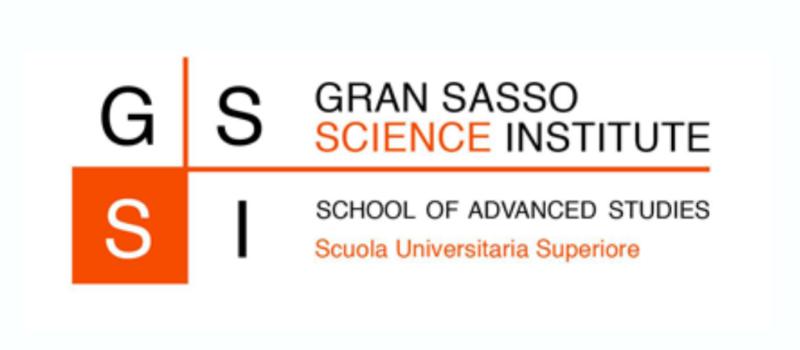 Logo del Gran Sasso Science Institute (GSSI)